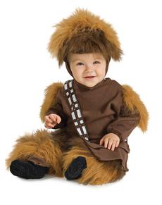 Costume de Chewbacca pour bébé