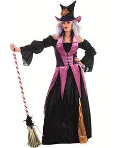 Costume de sorcière haut de forme