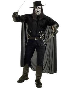 Costume de V pour Vendetta