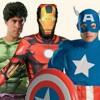Captain America Civil War (The Avengers)