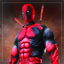 Déguisements Deadpool