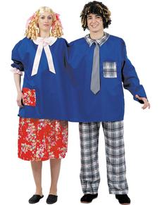 Costume de Siamois