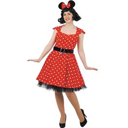Costume de petite souris prétentieuse
