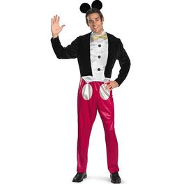 Costume de Mickey Mouse adulte