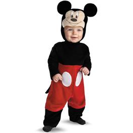 Costume de Mickey Mouse haut de gamme pour bébé
