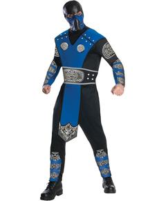Costume de Sub-Zero Mortal Kombat adulte
