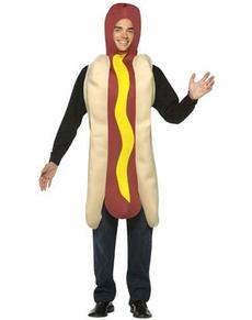 Costume hot dog classic