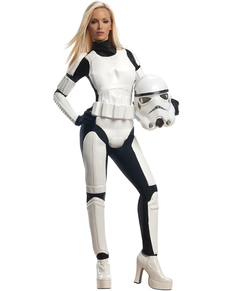 Déguisement de Stormtrooper pour femme
