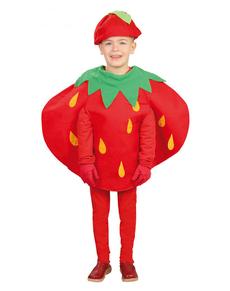 Déguisement de fraise pour enfant