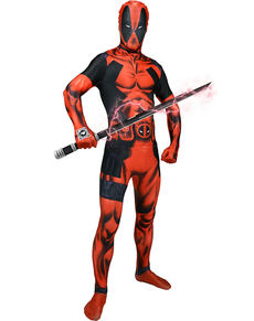 Costume de Deadpool Morphsuit