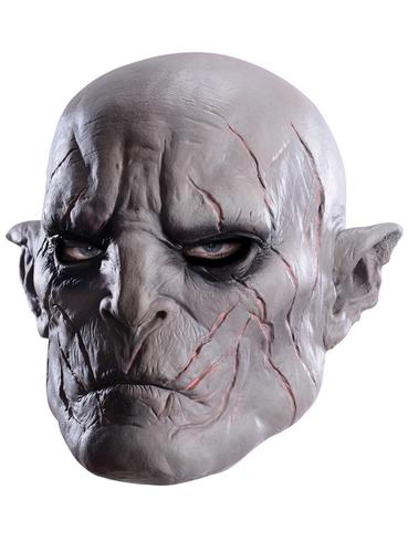 Masque azog le hobbit la d solation de smaug en vinyle - Achat vinyle en ligne ...