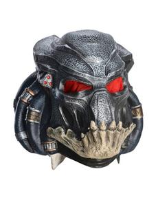 Masque prédators en vinyle pour adulte