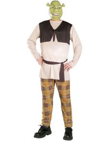 Costume Shrek il était une fin homme
