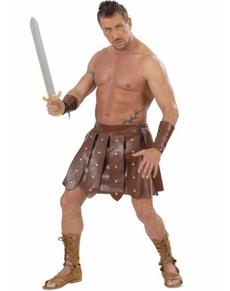 Kit costume gladiateur
