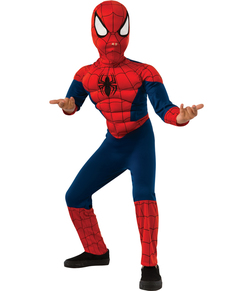 Costume Ultimate Spiderman classique enfant