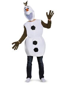 Costume Olaf La Reines des neiges adulte