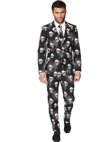 Costume squelette Opposuit