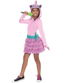 Costume de Rondoudou Pokémon pour fille