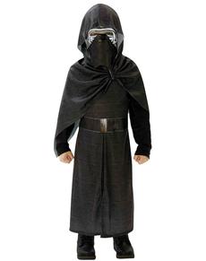 Costume kylo Ren Star Wars Épisode 7 deluxe adolescent