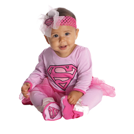 Costume Supergirl DC Super Friends bébé
