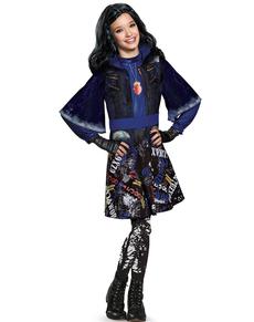 Costume Evie Descendants - L'Île de l'Oubli deluxe fille