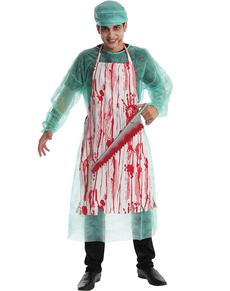 Costume de chirurgien assassin