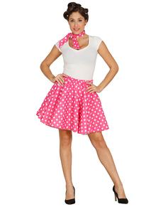 Kit pin up rose femme