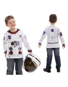 T-shirt astronaute intergalactique enfant