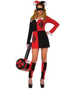 Costume Harley Quinn classic femme