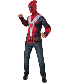 Kit Costume Deadpool homme