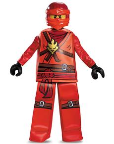Costume Kai Lego Prestige enfant