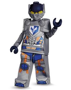 Déguisement Clay Lego Nexo Knights prestige enfant