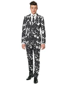 Costume Halloween Black Icons Suitmeister