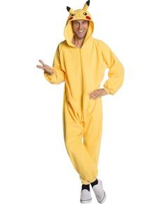 Costume Pikachu onesie homme