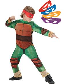 Déguisement Tortue Ninja enfant