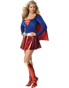 Costume de Supergirl Sexy Hero
