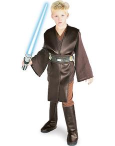Costume d'Anakin Skywalker haut de gamme pour garçon